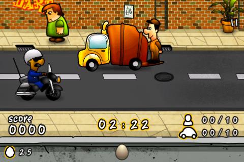 Screenshot Eggs Shooter Lite