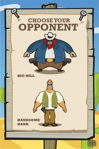 Screenshot i Quick Draw Cowboy Gunfight by Acme